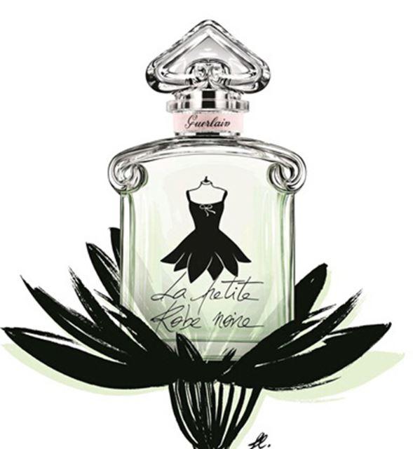 Guerlain la petite robe noire fraiche 100ml