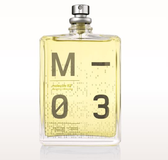 Escentric Molecules / Molecule 03 edt 100 ml Tester