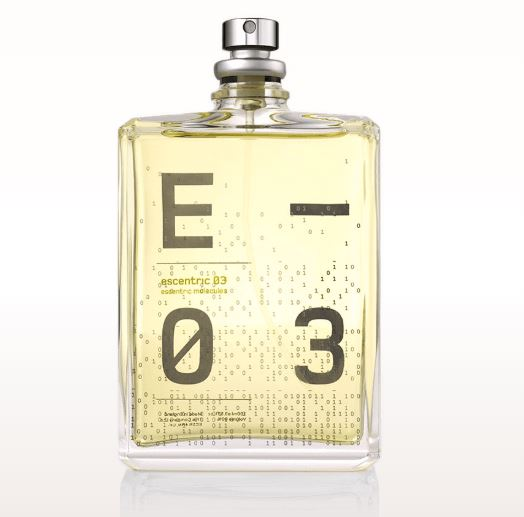 Escentric Molecules / Escentric 03 edt 100 ml Tester